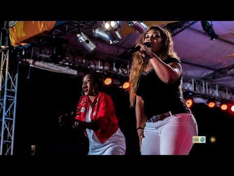 #YelloSummer17 : Concert Josey à Cotonou (Bénin)