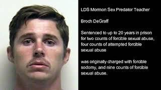 LDS Mormon Sex Predator Teachers 2