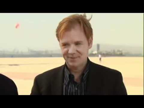 bill curtis et david caruso outakes and bloopers