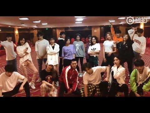 【UNINE】青春亞洲Young Asia - 練習室及舞臺彩排(Rehearsal ver.) HD