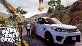 Meteoriten-Alarm! 😱 - GTA 5 Real Life Mod
