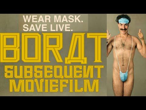 New Borat Trailer