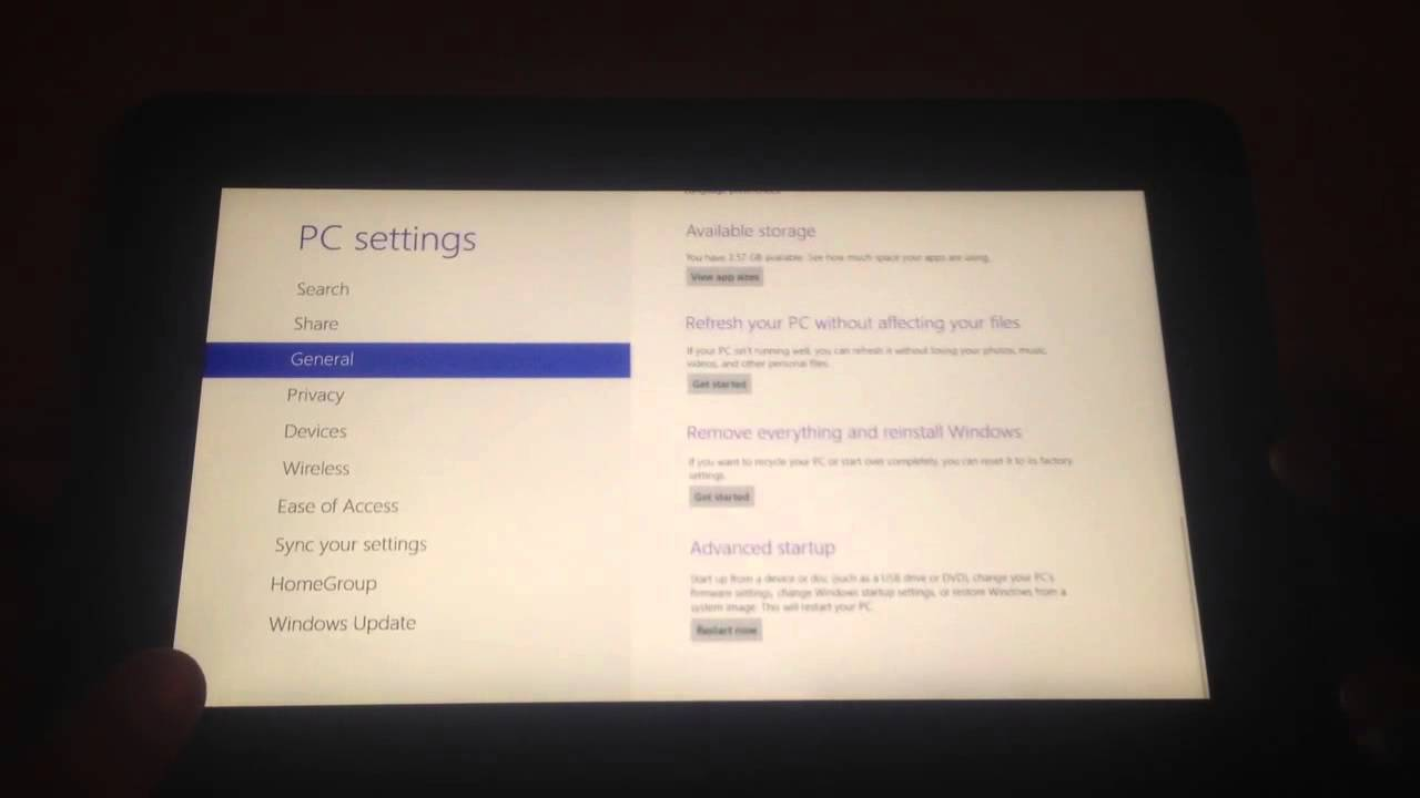 how to factory reset your dell latitude 10 essential