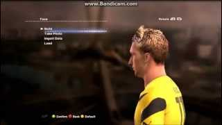 Marco Reus New Face PES 2013 Thumbnail
