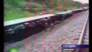 крушение поезда нерюнгри хабаровск 20080613