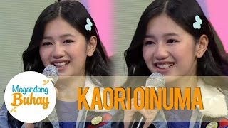 Magandang Buhay: Kaori believes that being true will make people respect you