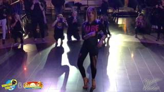 SOPHIE FOX [Kizomba Lady Style] ✦ Samanà Latino ✦ 28-Jan-2017