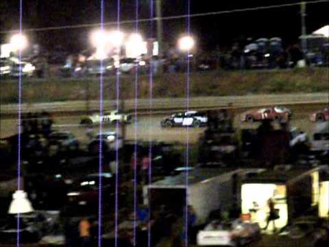 Toccoa Speedway -  Modified Street Heat October 12th 2013
