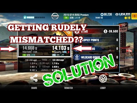Something you HAVE to know about live races | CSR2 TIPS | Get in Lobbies You Can Win In