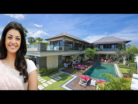 Kajal Aggarwal  Luxury Life | Net Worth | Salary | Business | Cars | House | Family | Biography