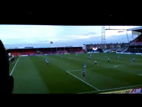 Grimsby Town vs Carlisle United
