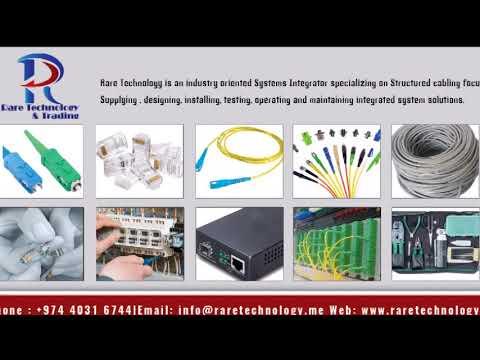 Structured Cabling Solutions raretechnology doha Panduit EMEA PanduitPanduit AsiaPacificL