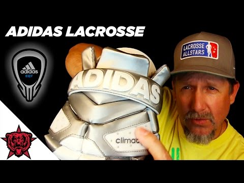 Review: Adidas Lacrosse Gear