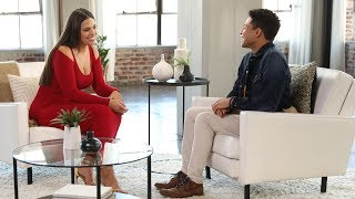 'Fearless': Ashley Graham Helps Singer Overcome Anxiety, Surprises Him with Ricky Martin!