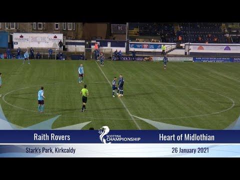 Raith Hearts Goals And Highlights