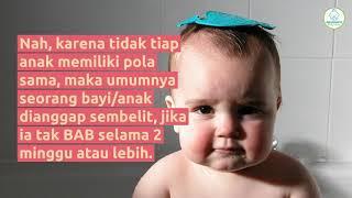 Susah Buang Air Besar Pada Bayi