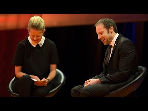 Jeff Skoll and Mabel van Oranje: Belief in a Collective Future--a ...