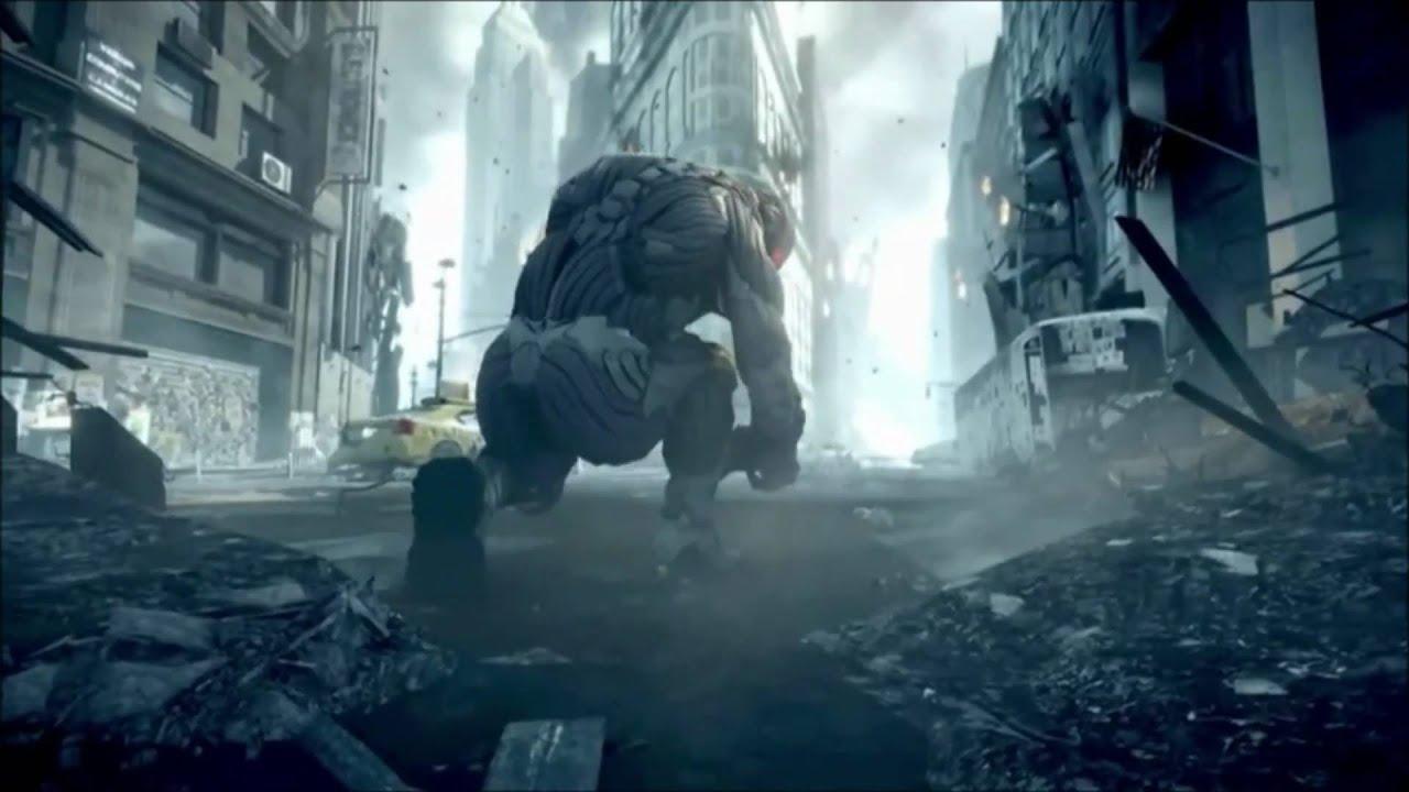 Crysis 2 trailer ita - YouTube