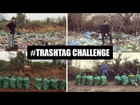 AJ - #GoodNews: #TrashTag Challenge Encourages Clean Up