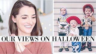 Our Approach to HALLOWEEN as a CHRISTIAN Family | Fall Memories Q&A | Natalie Bennett
