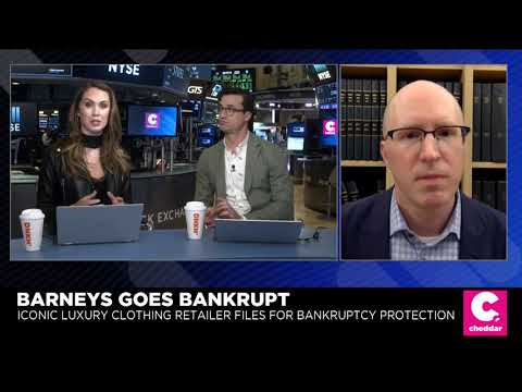 Barneys Goes Bankrupt: What Happened To The Luxury Retailer?