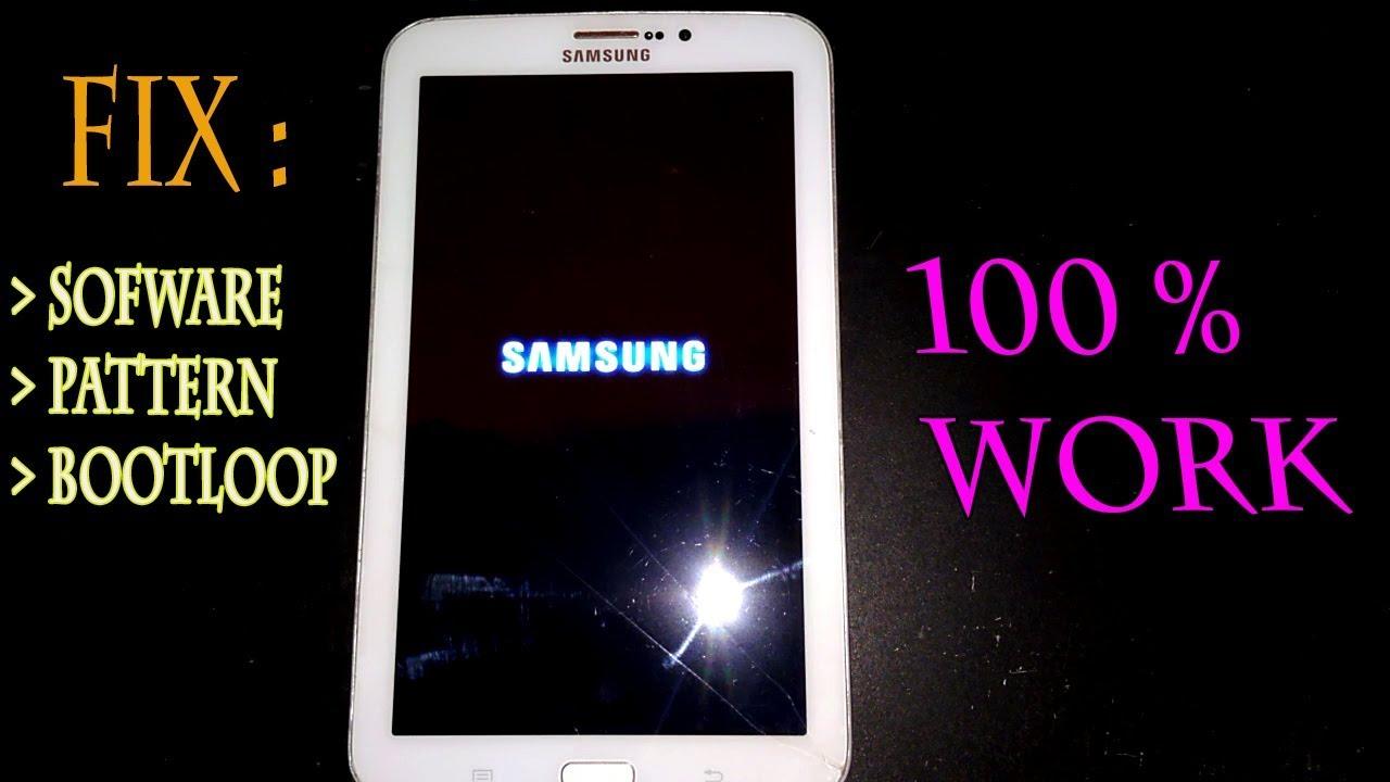 Bootloop Samsung