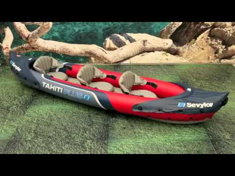 Sevylor Hudson Inflatable Canoe Reviews