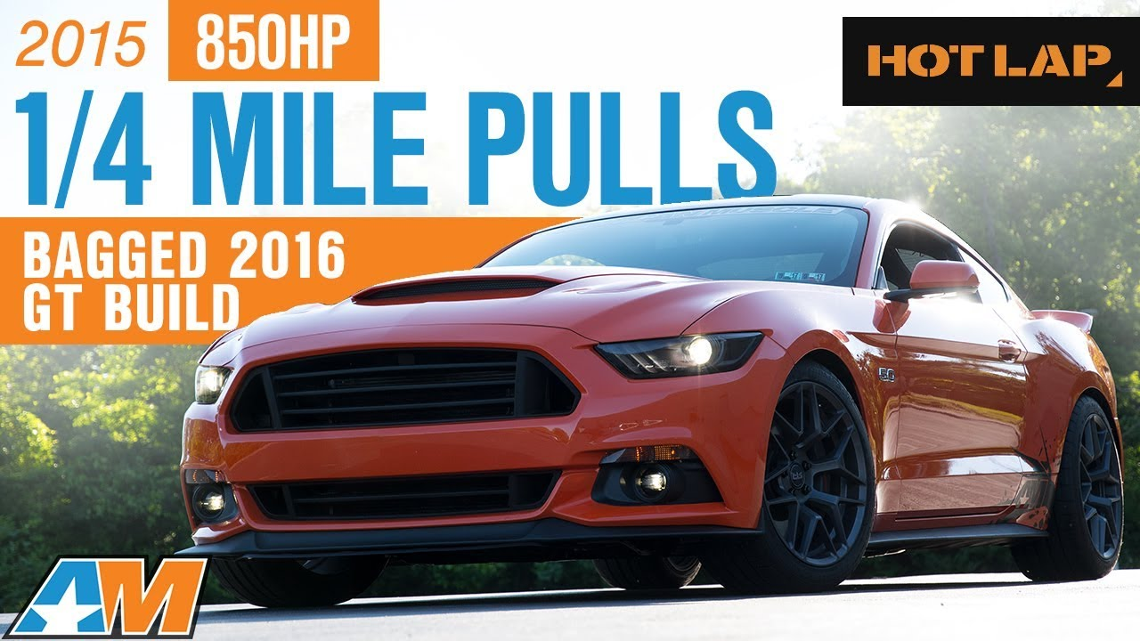 850 Hp 2017 Mustang Gt Build Ford Raptor Giveaway Hot Lap