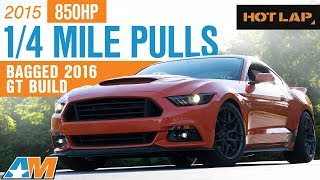 850+ HP Mustang Build & 2017 Raptor Giveaway!- HOT LAP