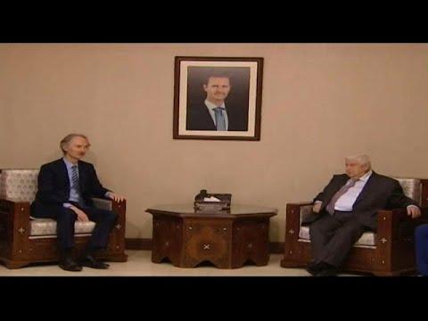 المبعوث الأممي الجديد إلى سوريا يزور دمشق ويلتقي وزير الخارجية…  - نشر قبل 2 ساعة