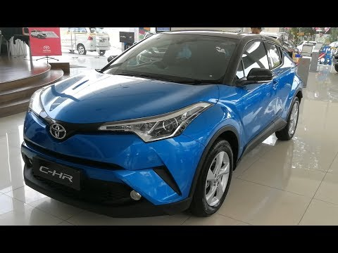 Toyota C-HR 1.8 with Dual Tone Color 2018