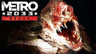 Metro 2033 Redux Gameplay German #03 - Der Markt der Toten