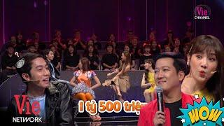 """Hari Won muốn nhận """"bà con"""" khi Trường Giang tiết lộ youtuber Cris Phan thu nhập 1 tháng 1,5 tỷ"""
