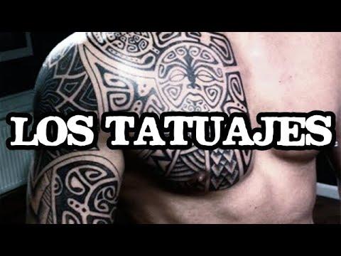 Nuestro Insolito Universo Los Tatuajes Youtube