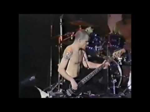Mommy Where's Daddy - Red Hot Chili Peppers Live in Kawasaki 1990