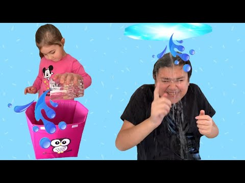 Magic Toy Basket SİHİRLİ OYUNCAK SEPETİ Funny Kids Video