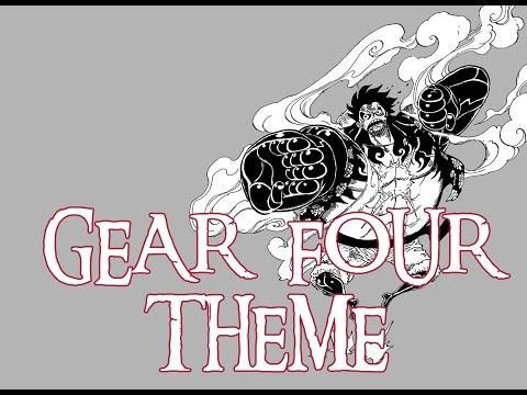 Luffy Gear Four - Theme