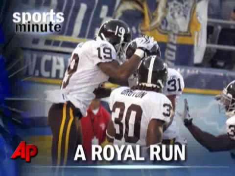 Sports Minute: Angels, Phils Get Walk-Off Wins