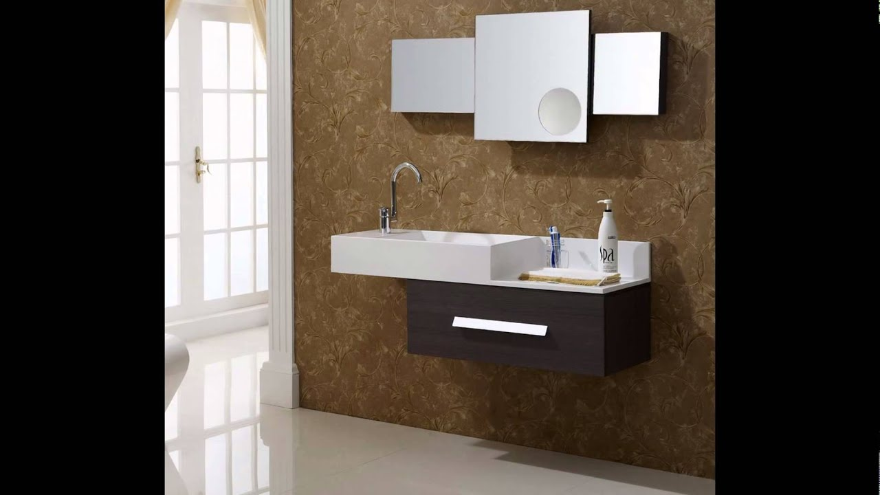 designer bathroom vanities designer bathroom vanities sydney youtube - Luxurious Bathroom Vanity