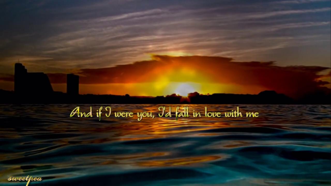 Collin Raye ♫ If I Were You ☆ʟʏʀɪᴄ ᴠɪᴅᴇᴏ☆