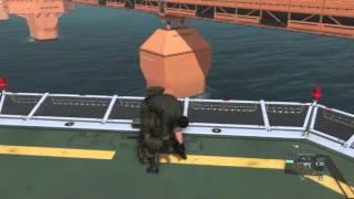 Metal Gear Solid 5 Morale Boost Glitch