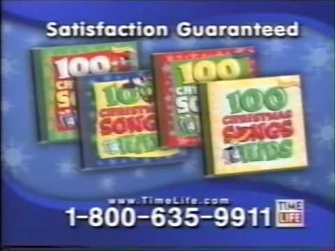 100 Christmas Songs for Kids  TV Commercial