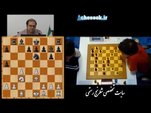 مسابقات شطرنج جام پایتخت دور هشتم قسمت سوم chessok.ir
