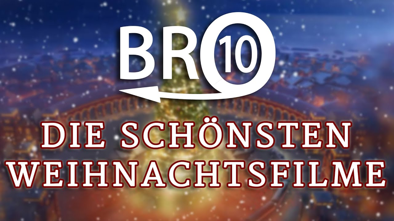 bro10 die sch nsten weihnachtsfilme top 10 2015 youtube. Black Bedroom Furniture Sets. Home Design Ideas