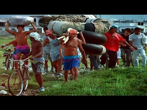 Cuban Rafters: 20 Years After The Crisis