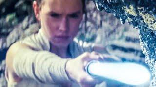 STAR WARS 8 - THE LAST JEDI Trailer #2 'Sneak Peek' (2017)