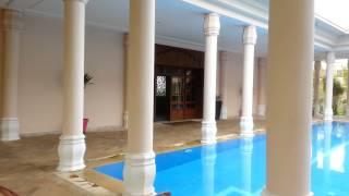 Superbe villa a vendre Rabat Souissi