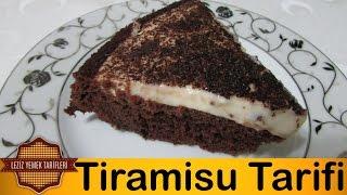 Turta Kabında Tiramisu Tarifi | Leziz Yemek Tarifleri