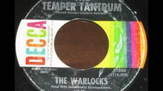 The Warlocks   The Temper Tantrum