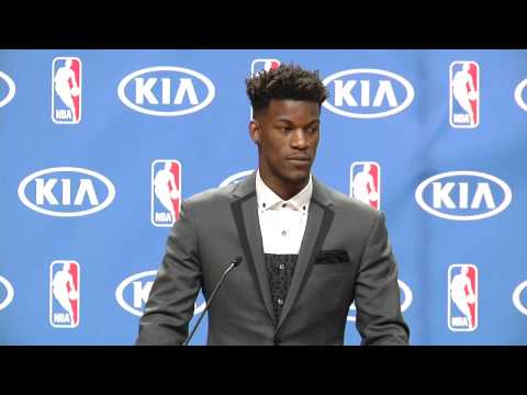 Jimmy Butler, Adrian Griffin reason for success.
